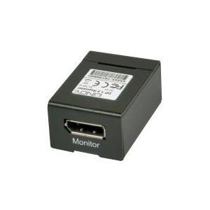 LINDY DisplayPort 1,2 Extender/Repeater - Repeater - 20-poliger DisplayPort / 20-poliger DisplayPort - bis zu 30 m (38412)