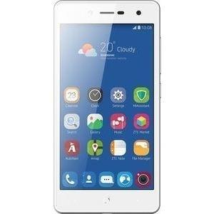 ZTE Blade L7 - Smartphone Dual-SIM 3G 8GB microSDHC slot GSM 12,70cm (5) 480 x 854 Pixel RAM 1GB 8 MP (2 Vorderkamera) Android weiß (126665801048) jetztbilligerkaufen