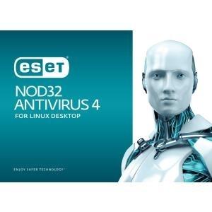 ESET NOD32 Antivirus for Linux Desktop - Abonne...