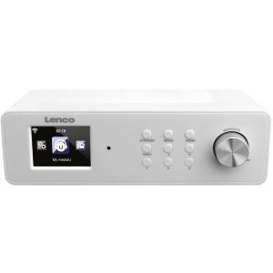 Lenco DIR-100 Internet Digital Schwarz Radio (D...