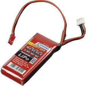 Conrad energy Modellbau-Akkupack (LiPo) 7.4 V 1...