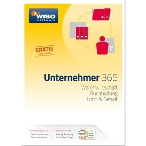 WISO Unternehmer 365 (1 Platz) (2017) (PC) - broschei