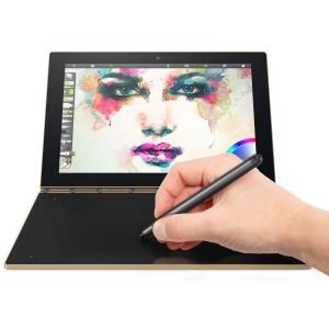 Lenovo - Yoga Book 2in1 Tablet, LTE, 10.1 FHD I...