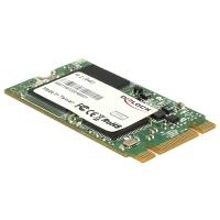 DeLock - SSD - 256 GB - intern - M.2 2242 (M.2 2242) - SATA 6Gb/s (54716)