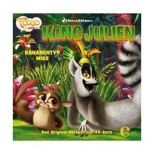 Edelkids King Julien-(2)Original Hörspiel z.TV-...