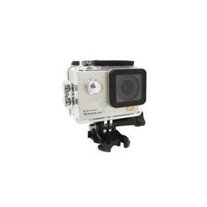 Action, Outdoorkameras - Easypix GoXtreme Vision 4K Action Kamera montierbar 4K 24 BpS 12,0 MPix Wi Fi Unterwasser bis zu 30 m (20129)  - Onlineshop JACOB Elektronik