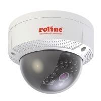 ROLINE 4 MPx Fixed Dome Netzwerkkamera, RDOF4-1...