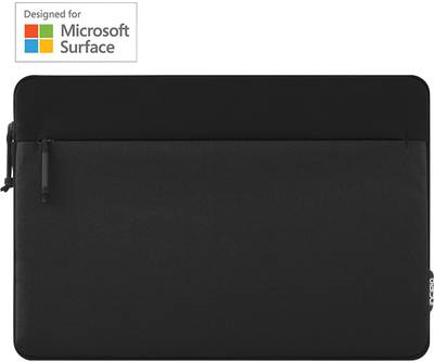 Incipio Truman Sleeve - Schutzhülle für Tablet - Schwarz - für Microsoft Surface Go