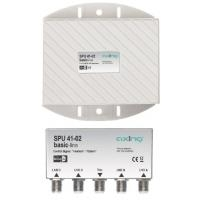 AXING Basic-line SPU 41-02 - DiSEqC-Switch (SPU...