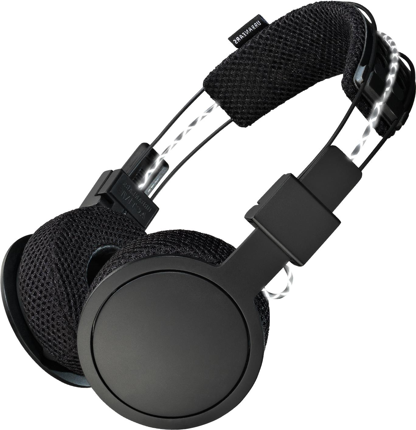 Audiozubehör - Urbanears Hellas Kopfhörer mit Mikrofon On Ear kabellos 3,5 mm Stecker schwarzer Gürtel  - Onlineshop JACOB Elektronik