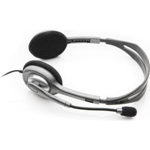Logitech Stereo H111 - Headset - on-ear (981-000593)
