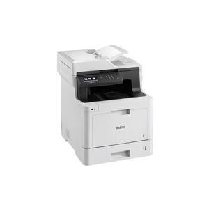 Drucker, Scanner - Brother DCP L8410CDW Multifunktionsdrucker Farbe Laser A4 Legal (Medien) bis zu 31 Seiten Min. (Drucken) 300 Blatt USB 2.0, Gigabit LAN, Wi Fi(n), USB Host mit Brother PRINT AirBag for 200000 pages  - Onlineshop JACOB Elektronik