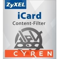 ZyXEL E-iCard Cyren Content Filtering - URL-Dat...