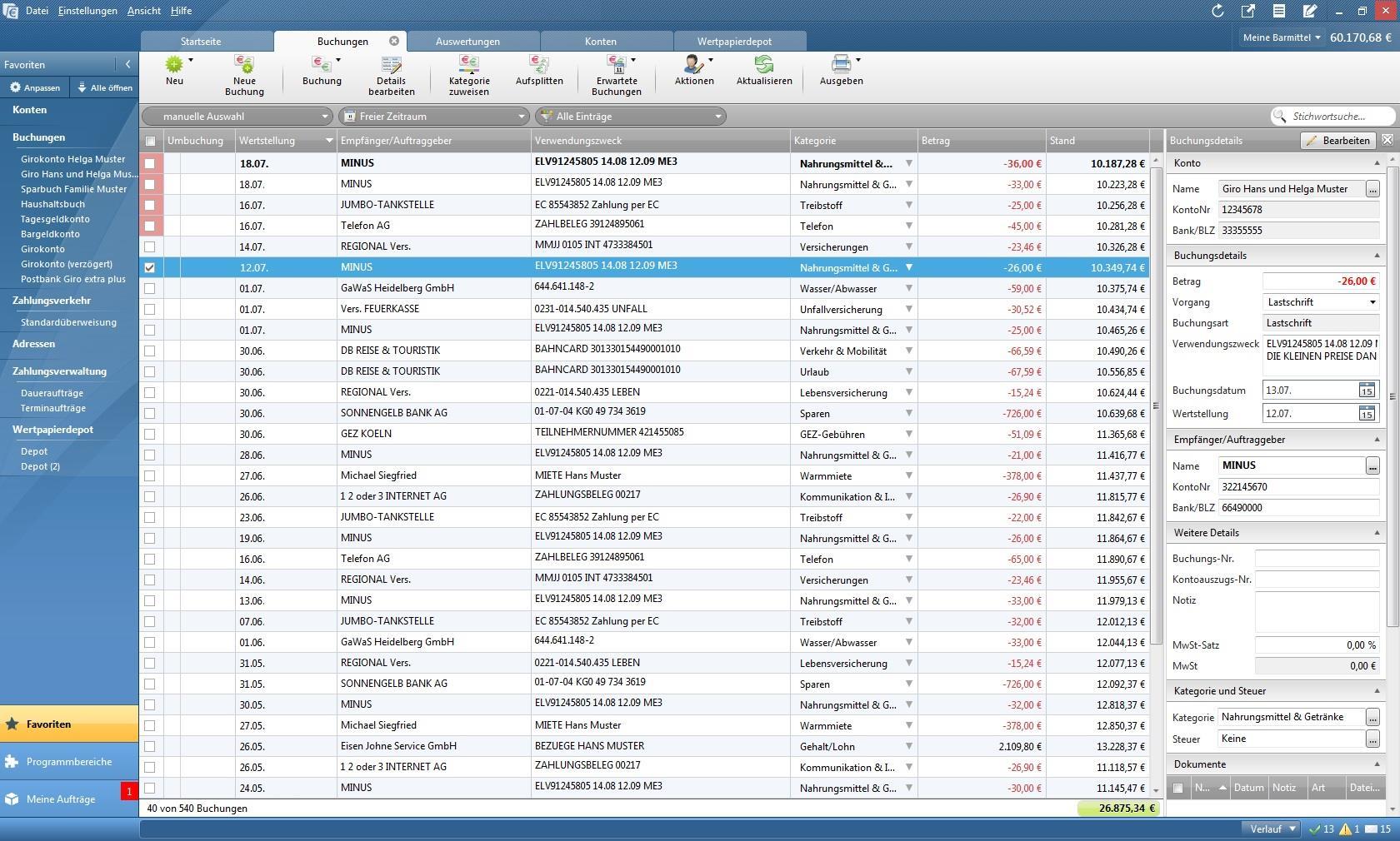 Buhl Data Service WISO Mein Geld Professional 3...