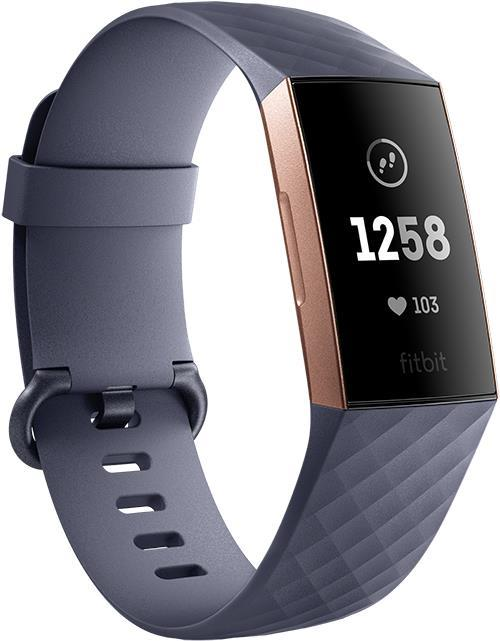 Fitbit Charge 3 Wristband activity tracker Verk...