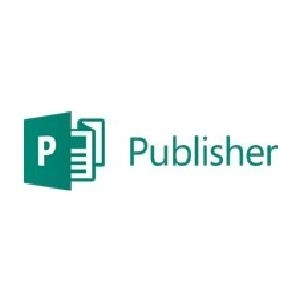 Microsoft Publisher 2016 - Lizenz - 1 PC - MOLP...