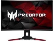 Computermonitore - Acer Predator Z321Q LED Monitor gebogen 80 cm (31.5) 1920 x 1080 Full HD (1080p) VA 300 cd m² 3000 1 4 ms HDMI, DisplayPort Lautsprecher Schwarz  - Onlineshop JACOB Elektronik