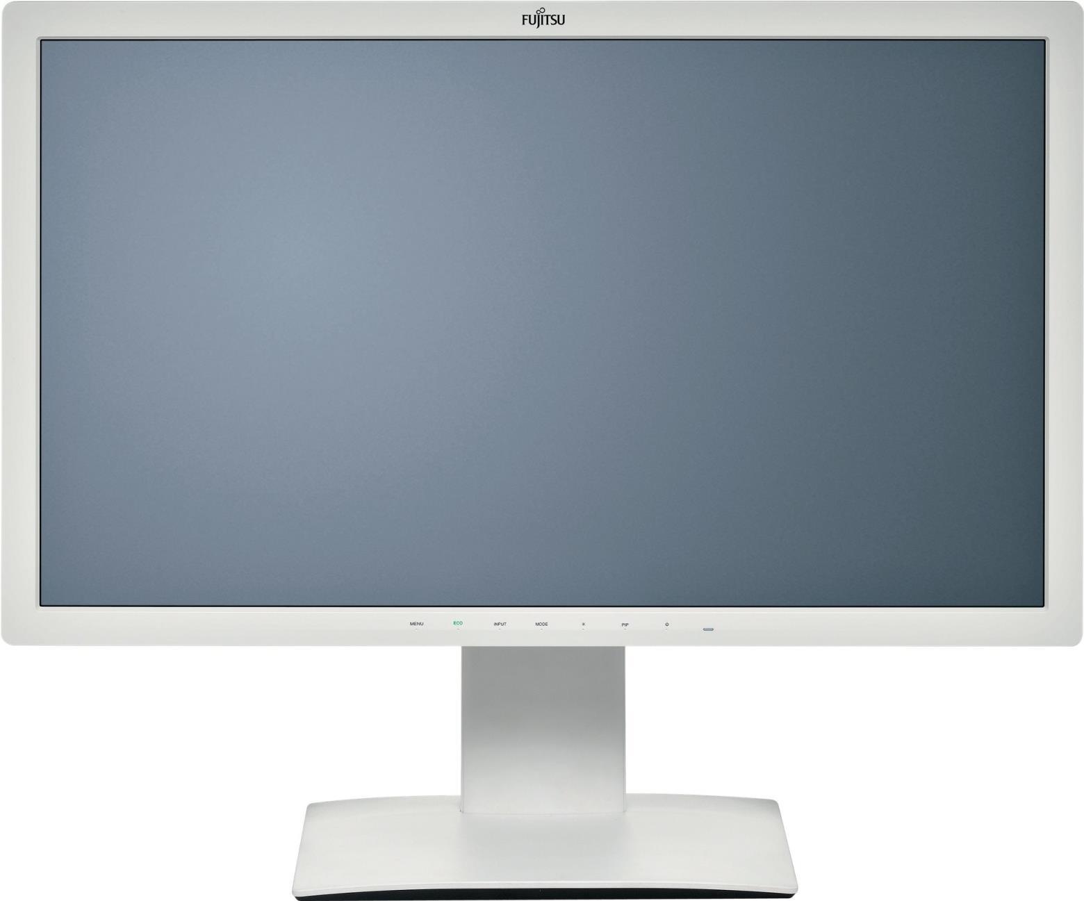 Fujitsu P27T-7 LED - Premium Line - LED-Monitor - UHD - IPS - 68,5cm - 3840x2160 - 5ms - 350 cd/m2 - 1000:1 - 5 ms - HDMI, DVI-D (S26361-K1564-V140) - Sonderposten