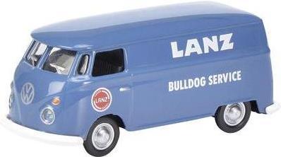 Schuco VW T1c Lanz Bulldog-Service Vormontiert ...