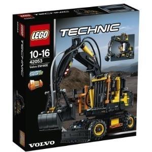 LEGO Technic Volvo EW160E 1166Stück(e) (42053)