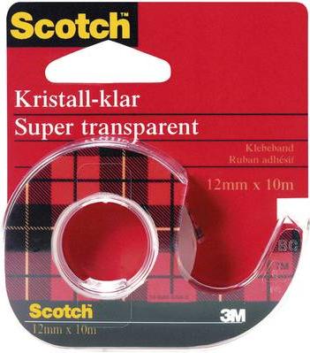 0-0713-2152-8 7000103388 Klebeband Scotch Crystal Clear 600 (7000103388)