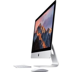Apple iMac mit Retina 5K Display - All-in-One (Komplettlösung) 1 x Core i7 4,2 GHz RAM 64GB Hybrid-Laufwerk 1TB Radeon Pro 575 GigE WLAN: 802,11a/b/g/n/ac, Bluetooth OS X 10,12 Sierra Monitor: LED 68,6 cm (27) 5120 2880 (5K) jetztbilligerkaufen