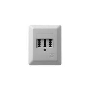 ZE 1x TAE-Dose 3x6 NFN, AP 1 Stück (1-672.03.5.01)