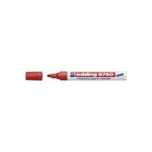 Edding Paintmarker E-8750 rot jetztbilligerkaufen