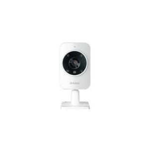 D-Link Mydlink Home Monitor HD - Netzwerk-Überwachungskamera - Farbe (Tag&Nacht) - 1280 x 720 - Audio - drahtlos - Wi-Fi - MJPEG, H.264 - Gleichstrom 5 V (DCS-935LH)
