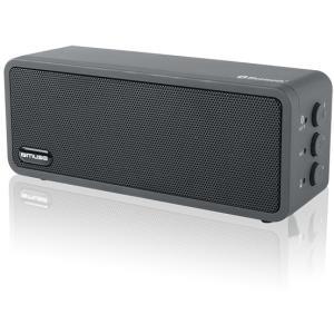 Lautsprecher - Muse M 350 BT Kabellos Batterie Akku Bluetooth USB Universal Kubus Schwarz (M 350 BT)  - Onlineshop JACOB Elektronik