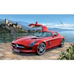 Revell Mercedes-Benz SLS AMG - 1:24 - Assembly ...