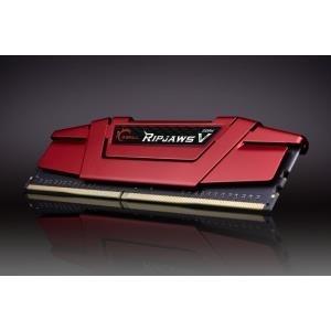 G.Skill Ripjaws V - DDR4 - 16 GB : 2 x 8 GB - DIMM 288-PIN - 3000 MHz / PC4-24000 - CL15 - 1.35 V - ungepuffert - nicht-ECC (F4-3000C15D-16GVRB)