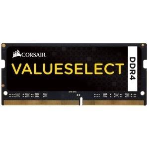 Corsair Value Select - DDR4 - 8 GB - SO DIMM 260-PIN - 2133 MHz / PC4-17000 - CL15 - 1.2 V - ungepuffert - nicht-ECC (CMSO8GX4M1A2133C15)