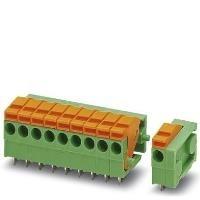 Phoenix Contact Federkraftklemmblock 1.00mm² Polzahl 4 FFKDSA1/H-3,81- Grün 50St. jetztbilligerkaufen