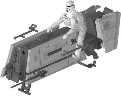 Revell 06768 Imperial Patrol Speeder Science Fi...