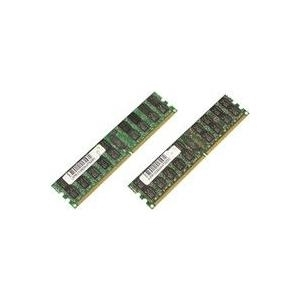 MicroMemory - DDR2 8 GB: 2 x 4 GB DIMM 240-PIN 667 MHz / PC2-5300 registriert ECC Chipkill für Lenovo System x3455, x3655, x3950 M2
