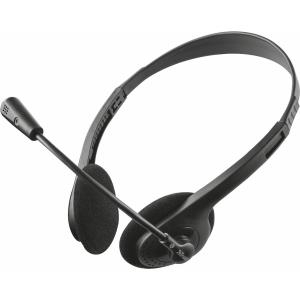 Trust Primo Chat Headset - Headset - On-Ear - 3...