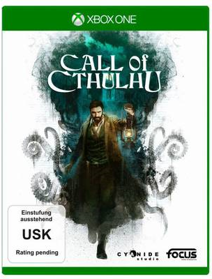 Call Of Cthulhu Xbox One DE-Version - Xbox One (1027646)
