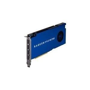 HP Inc AMD Radeon Pro WX 7100 - Grafikkarten - Radeon Pro WX 7100 - 8 GB GDDR5 - PCIe 3.0 x16 - 4 x DisplayPort - für Workstation Z240, Z440, Z640, Z840 (Z0B14AA)