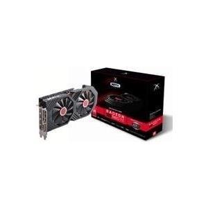 XFX Radeon RX 580 GTS - XXX Edition - Grafikkarten - Radeon RX 580 - 8 GB GDDR5 - PCIe 3.0 x16 - DVI, HDMI, 3 x DisplayPort