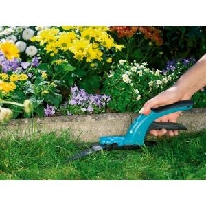 Gardena Comfort Grasschere - Schwarz - Blau - G...