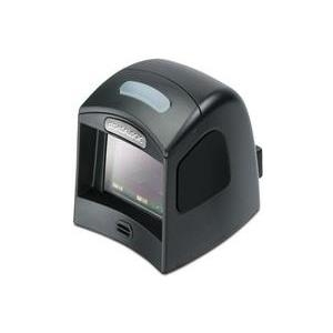 Datalogic Magellan 1100i - 0 - 360° - -65 - 65° - -75 - 75° - 2D: Aztec - Data Matrix - MaxiCode - QR Code - IBM 46xx - USB - RS-232 - Schwarz (MG112041-000B)