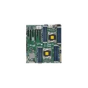 Mainboards - Super Micro SUPERMICRO X10DRi Motherboard Erweitertes ATX LGA2011 v3 Socket 2 Unterstützte CPUs C612 USB3.0 2 x Gigabit LAN Onboard Grafik (MBD X10DRI O)  - Onlineshop JACOB Elektronik