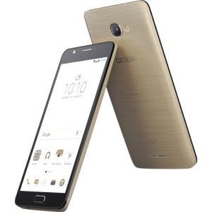 Smartphones, Handys - Alcatel One Touch POP 4S 5095K Smartphone Dual SIM 4G LTE 16 GB microSDXC slot GSM 5.5' 1920 x 1080 Pixel IPS RAM 2 GB 13 MP (5 MP Vorderkamera) Android Metall Gold  - Onlineshop JACOB Elektronik