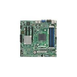 Super Micro SUPERMICRO H8SML-IF - Motherboard - Mikro-ATX - Socket AM3+ - AMD SR5650/SP5100 - Gigabit LAN - Onboard-Grafik (MBD-H8SML-IF-O)