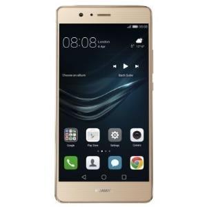 Smartphones, Handys - Huawei P9 lite Android Smartphone Dual SIM 4G LTE 16GB microSDXC Steckplatz GSM 5.2' 1,920 x 1,080 Pixel 13 MPix (8 MP front camera) Android Gold (51090JAJ)  - Onlineshop JACOB Elektronik