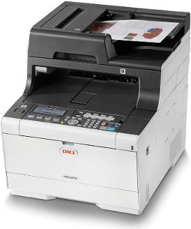 OKI MC563dn - Multifunktionsdrucker - Farbe - LED - A4 (210 x 297 mm) (Original) - A4 (Medien) - bis zu 30 Seiten/Min. (