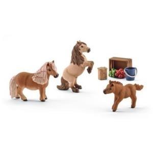 Schleich Horse Club Mini Shetty Familie (SLH-41...