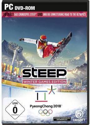 UbiSoft Steep Winter Games Edition PC USK: 0 (3...
