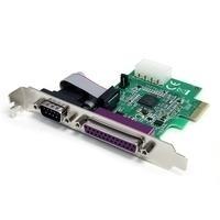 StarTech.com PCI Express Parallel Seriell Schni...